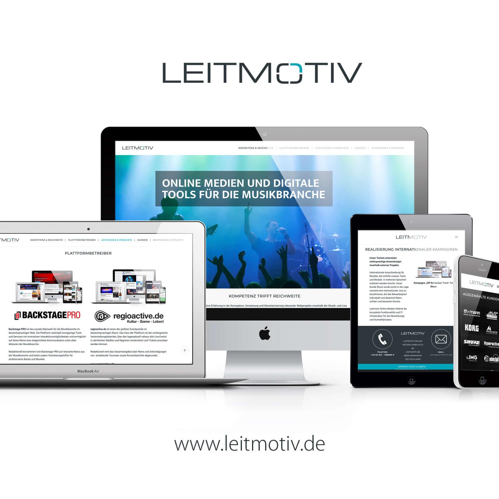 Webdesign Mannheim
